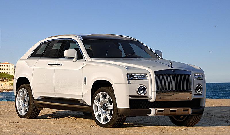 Rolls-SUV