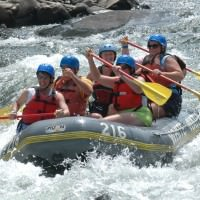 Orange River Rafting Experiences