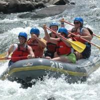 Orange River Rafting Experiences