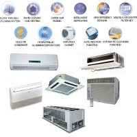 AIR-CONDITIONING/ INSTALLATIONS//REPAIRS