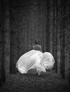 running-in-wedding-dress